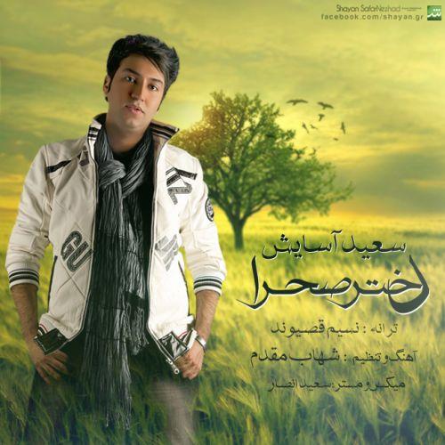 دانلود آهنگ جدید سعید آسایش به نام دختر صحرا(PoPMP3.ir)