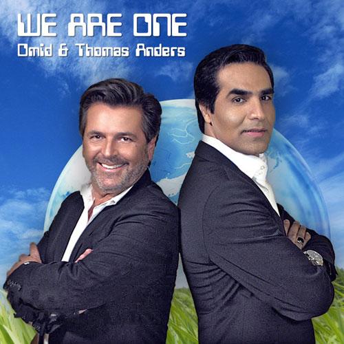 دانلود آهنگ جدید امید بهمراه Thomas Anders به نام We Are One (popmp3.ir