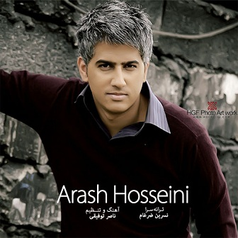 دانلود آهنگ جدید آرش حسینی به نام فال