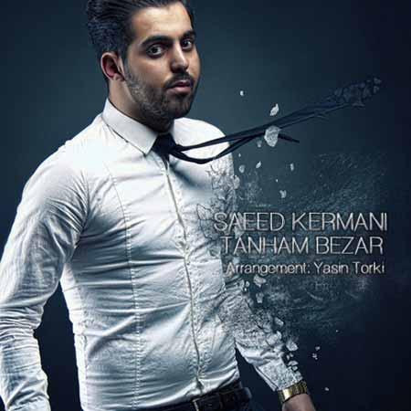 دانلود آهنگ جدید سعید کرمانی به نام تنهام بذار